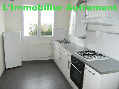 VENDU PAR L'AGENCE EXCLUSIVITE APPARTEMENT T 3 LE RELECQ-KERHUON