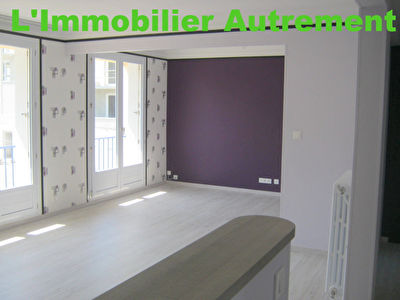 APPARTEMENT T4 AVEC GARAGE LE RELECQ KERHUON